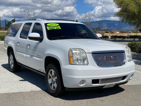 2007 GMC Yukon XL for sale at Esquivel Auto Depot in Rialto CA