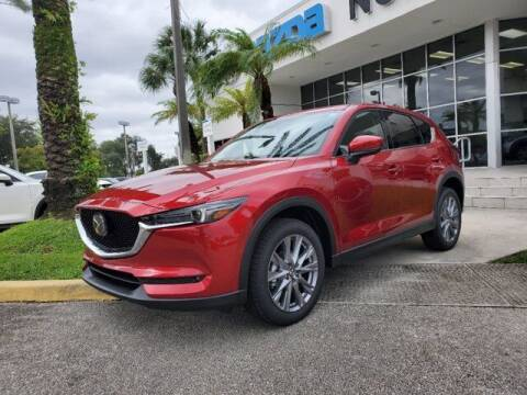 2021 Mazda CX-5 for sale at Mazda of North Miami in Miami FL