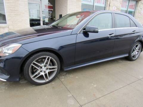 2014 Mercedes-Benz E-Class for sale at Tony's Auto World in Cleveland OH