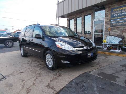 2009 Toyota Sienna for sale at Preferred Motor Cars of New Jersey in Keyport NJ