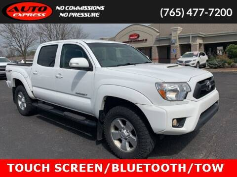 2015 Toyota Tacoma for sale at Auto Express in Lafayette IN