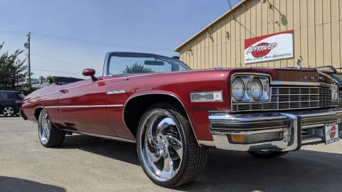 1975 Buick LeSabre for sale at Approved Autos in Bakersfield CA