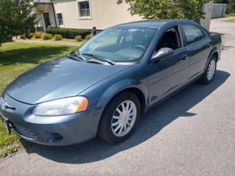 2003 Chrysler Sebring for sale at Wallet Wise Wheels in Montgomery NY