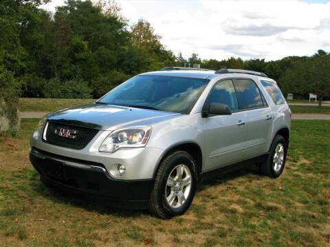 2012 GMC Acadia for sale at The Car Vault in Holliston MA
