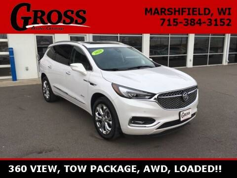 2020 Buick Enclave for sale at Gross Motors of Marshfield in Marshfield WI