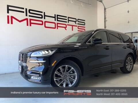 2020 Lincoln Aviator for sale at Fishers Imports in Fishers IN