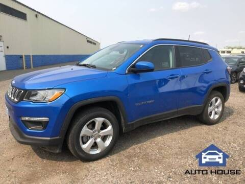 2019 Jeep Compass for sale at MyAutoJack.com @ Auto House in Tempe AZ