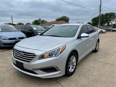 2016 Hyundai Sonata for sale at CityWide Motors in Garland TX