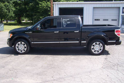 2009 Ford F-150 for sale at Blackwood's Auto Sales in Union SC