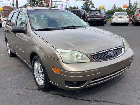 2005 Ford Focus for sale at Active Auto Sales in Hatboro PA