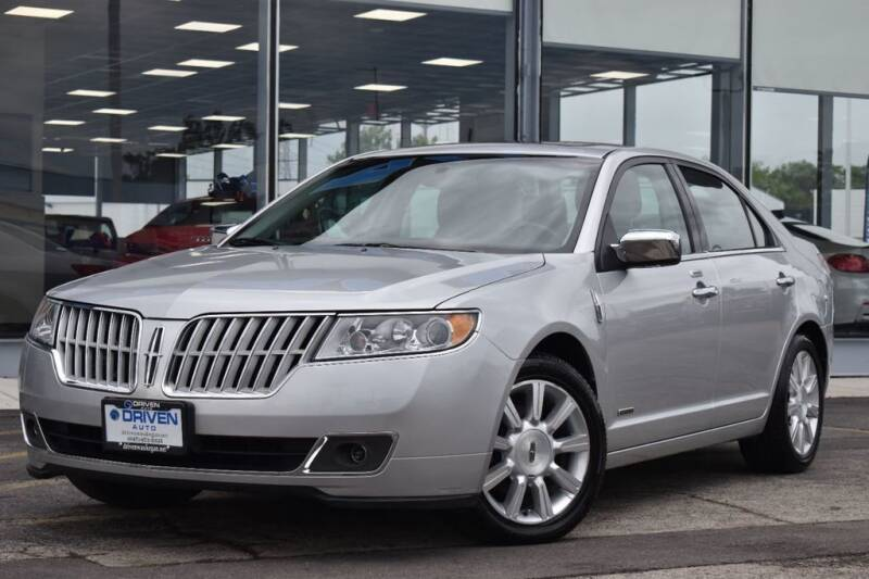 2011 Lincoln MKZ Hybrid for sale in Waukegan, IL