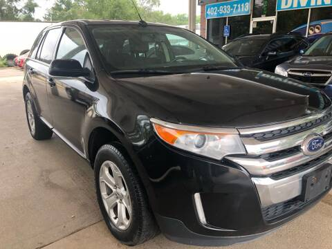 2014 Ford Edge for sale at Divine Auto Sales LLC in Omaha NE