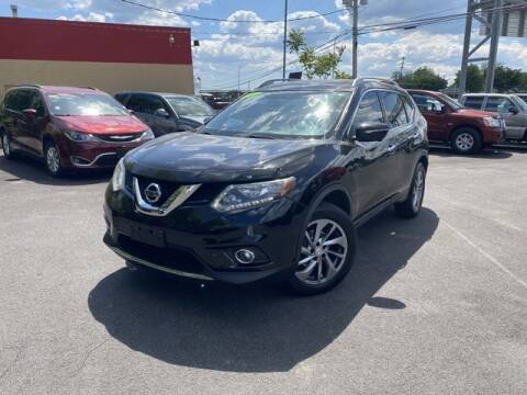 2014 Nissan Rogue for sale at CARMART Of New Castle in New Castle DE