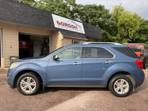 2011 Chevrolet Equinox for sale at Gordon Auto Sales LLC in Sioux City IA