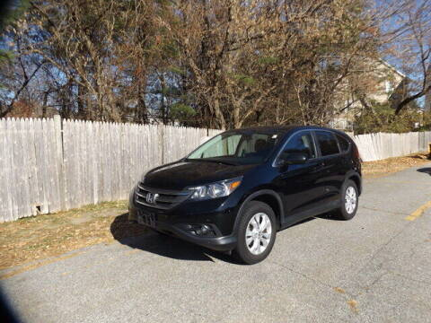 2012 Honda CR-V for sale at Wayland Automotive in Wayland MA