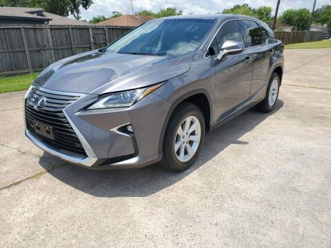 2016 Lexus RX 350 for sale at MOTORSPORTS IMPORTS in Houston TX