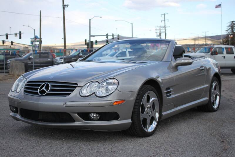 2004 Mercedes-Benz SL-Class for sale at Motor City Idaho in Pocatello ID