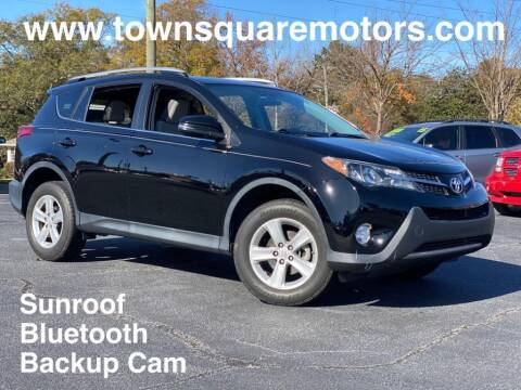 2014 Toyota RAV4 for sale at Town Square Motors in Lawrenceville GA