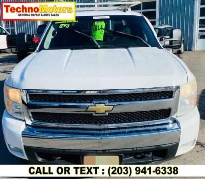 2008 Chevrolet Silverado 1500 for sale at Techno Motors in Danbury CT