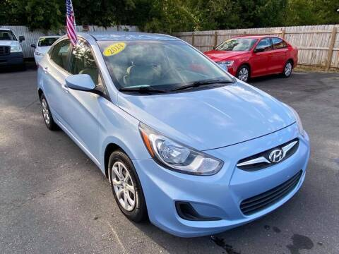 2014 Hyundai Accent for sale at Auto Revolution in Charlotte NC