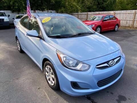 2014 Hyundai Accent for sale at Auto Revolution in Charlotte NC