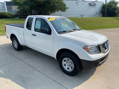 2014 Nissan Frontier for sale at Best Buy Auto Mart in Lexington KY