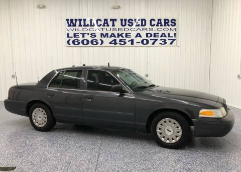 2005 Ford Crown Victoria for sale at Wildcat Used Cars in Somerset KY