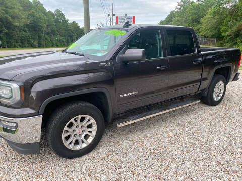 2016 GMC Sierra 1500 for sale at TOP OF THE LINE AUTO SALES in Fayetteville NC