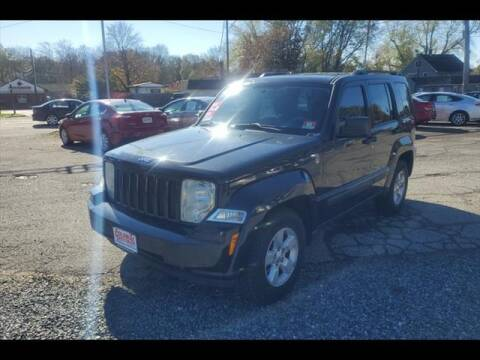 2009 Jeep Liberty for sale at Colonial Motors in Mine Hill NJ