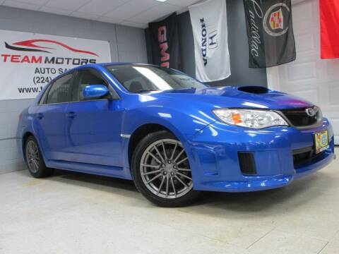 2014 Subaru Impreza for sale at TEAM MOTORS LLC in East Dundee IL