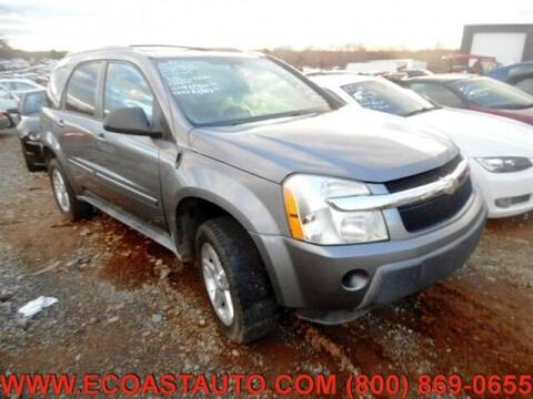 2005 Chevrolet Equinox for sale at East Coast Auto Source Inc. in Bedford VA