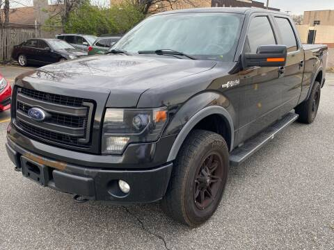 2013 Ford F-150 for sale at MAGIC AUTO SALES - Magic Auto Prestige in South Hackensack NJ