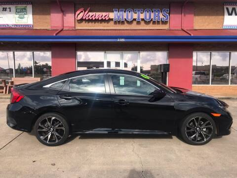 2019 Honda Civic for sale at Ohana Motors in Lihue HI
