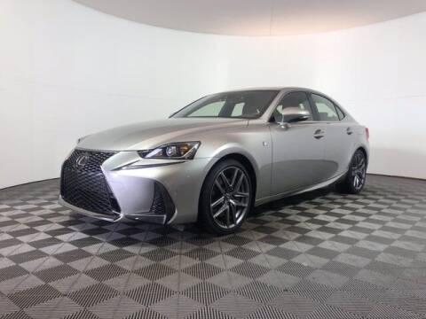2020 Lexus IS 300 for sale at BMW of Schererville in Shererville IN