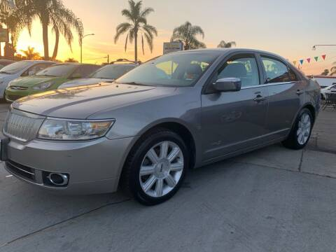 2008 Lincoln MKZ for sale at 3K Auto in Escondido CA
