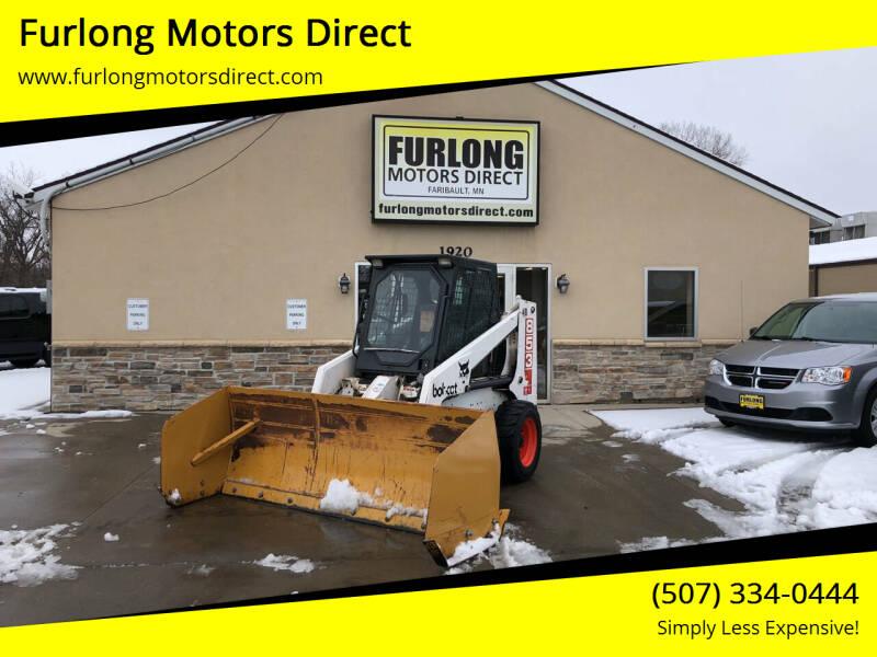 1995 Bobcat 853 for sale at Furlong Motors Direct in Faribault MN