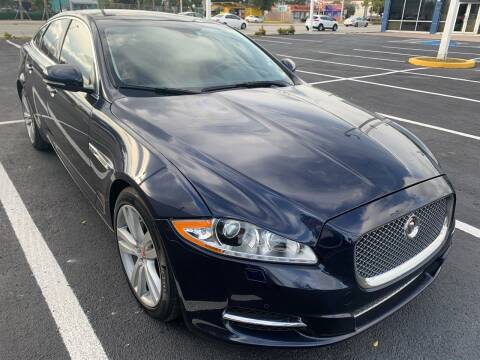 2015 Jaguar XJ for sale at Eden Cars Inc in Hollywood FL