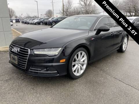 2016 Audi A7 for sale at Coast to Coast Imports in Fishers IN