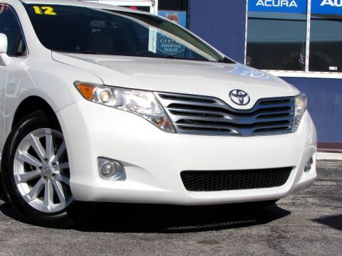 2012 Toyota Venza for sale at Orlando Auto Connect in Orlando FL