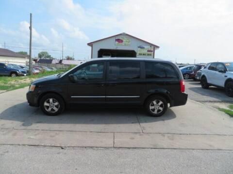 2008 Dodge Grand Caravan for sale at Jefferson St Motors in Waterloo IA