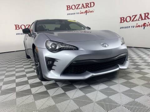 2018 Toyota 86 for sale at BOZARD FORD in Saint Augustine FL