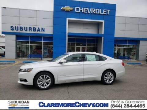 2020 Chevrolet Impala for sale at Suburban Chevrolet in Claremore OK