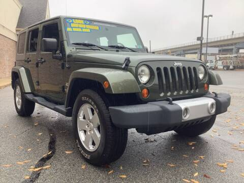 2008 Jeep Wrangler Unlimited for sale at Active Auto Sales Inc in Philadelphia PA