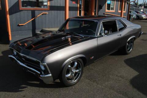 1969 Chevrolet Nova for sale at Sabeti Motors in Tacoma WA