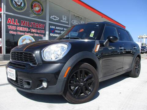 2013 MINI Countryman for sale at VR Automobiles in National City CA