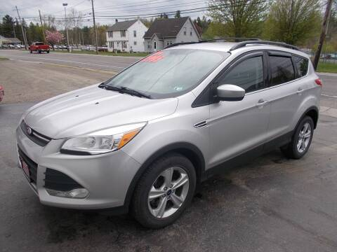 2014 Ford Escape for sale at Dansville Radiator in Dansville NY