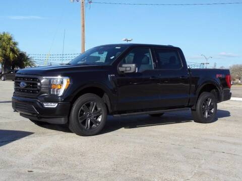 2021 Ford F-150 for sale at Courtesy Toyota & Ford in Morgan City LA