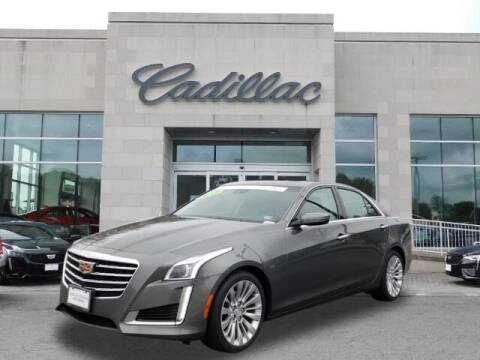 2017 Cadillac CTS for sale at Radley Cadillac in Fredericksburg VA