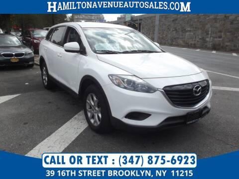 2013 Mazda CX-9 for sale at Hamilton Avenue Auto Sales in Brooklyn NY