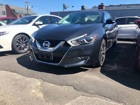 2016 Nissan Maxima for sale at OFIER AUTO SALES in Freeport NY